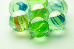 Glass balls Royalty Free Stock Photography