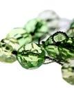 Glass bead necklace B Stock Photos