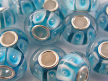 Glass Beads Stock Image