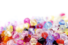 Glass beads Royalty Free Stock Photo
