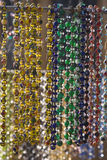 Glass Beads. Italian Glass Beads Stock Photos