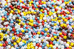 Glass beads Royalty Free Stock Image
