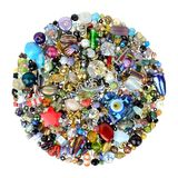 Beads and Charms Stock Image