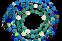Glass Beads Stock Photos