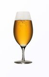 Glass of beer royalty free illustration