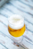 A glass of beer Royalty Free Stock Image