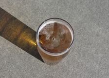 A glass of beer Stock Photography