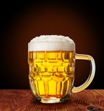 Glass beer Royalty Free Stock Image