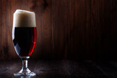Glass beer Royalty Free Stock Photo