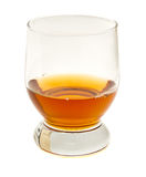 Glass of beverage Stock Photography