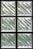 Glass block Royalty Free Stock Photos