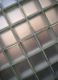 Glass block tiles Royalty Free Stock Photo