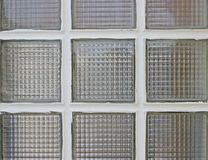Glass block. Royalty Free Stock Photography
