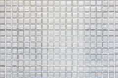 Glass block wall background Royalty Free Stock Images