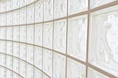 Glass block walls Royalty Free Stock Image
