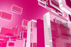 Glass Blocks Design Stock Photography