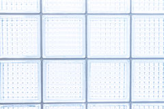 Glass blocks texture Stock Images