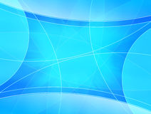 Glass blue background Royalty Free Stock Photography