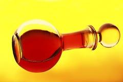 Glass bottle Royalty Free Stock Image