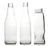 Glass bottle Royalty Free Stock Image