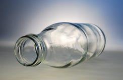 Glass Bottle Stock Image