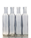 Glass bottle Isolate Royalty Free Stock Photos