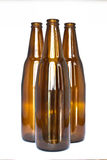 Glass bottle Stock Photography