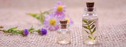 Glass Bottle, Perfume, Flower, Product Stock Photos