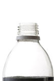 Glass Bottle on White Royalty Free Stock Image