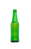 Glass bottles for beer, alcohol or other beverage industry . Royalty Free Stock Image