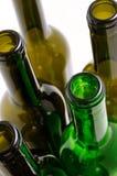 Glass bottles. Stock Photo