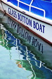 Glass Bottom Boat Royalty Free Stock Photos