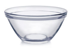 Glass bowl Stock Photos