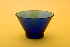 Glass bowl Stock Images