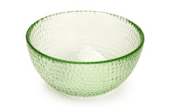 Glass bowl Royalty Free Stock Image