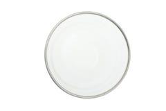 Glass bowl Stock Image