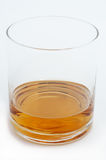 Glass of brandy Royalty Free Stock Photography