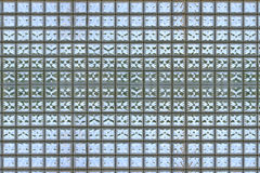 Glass brick (Texture) Royalty Free Stock Photography
