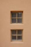 Glass brick window Royalty Free Stock Photo