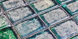 Glass bricks Royalty Free Stock Photos