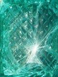 Glass  broken Royalty Free Stock Photography