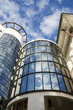 Glass building Royalty Free Stock Photo