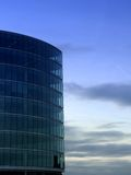 Glass Building 2 Royalty Free Stock Images