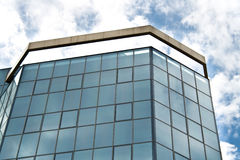 Glass building Stock Photo