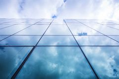 Free Glass Building Royalty Free Stock Image - 41218406