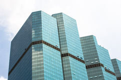 Free Glass Building Royalty Free Stock Photos - 54622318