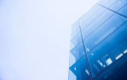Glass building Royalty Free Stock Images