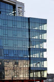 Glass  building Stock Photography