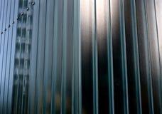 Glass building exterior Stock Image