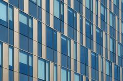 Glass building Stock Photo